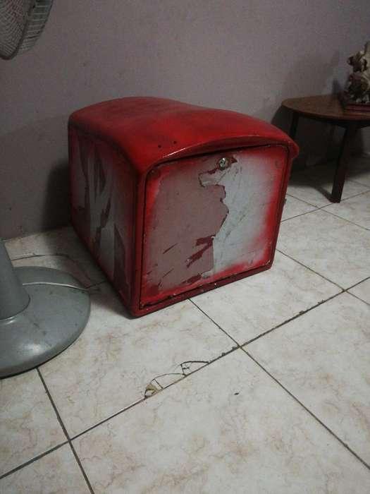 Caja de Fibra de Vidrio para Domicilio