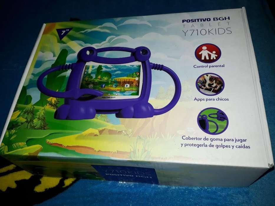 Tablet Bgh Kids Y710 Nueva