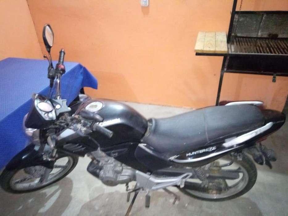 Vendo Moto Corven Hunter 160cc