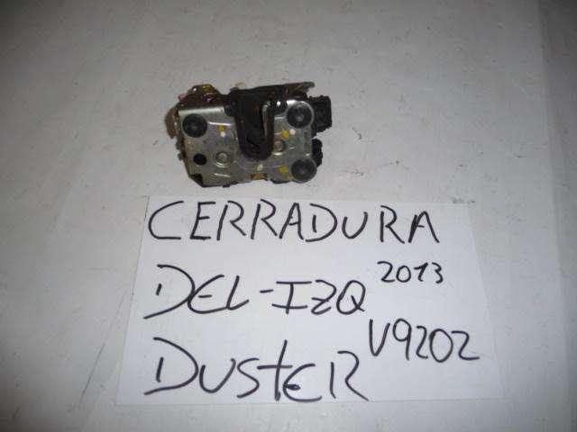 Cerradura Puerta Del. Izq C/motor Renault Duster 4x2(9202)