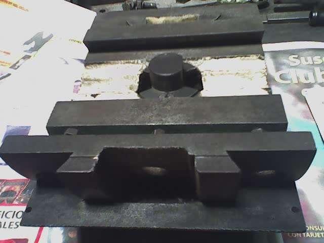 basculante para mesa en cruz