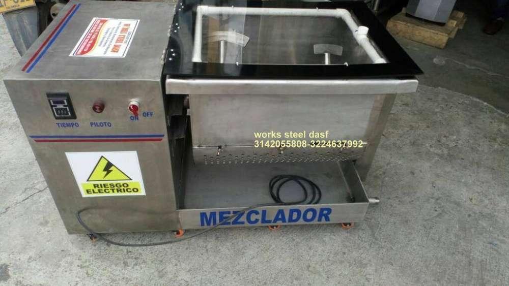 Mezclador De Carnes