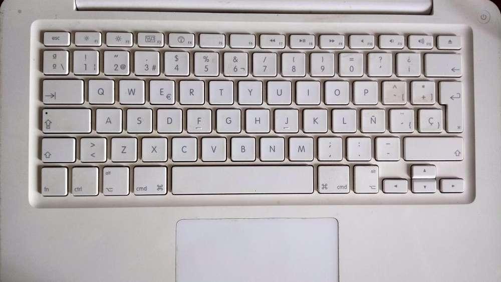 Teclado Macbook A1342