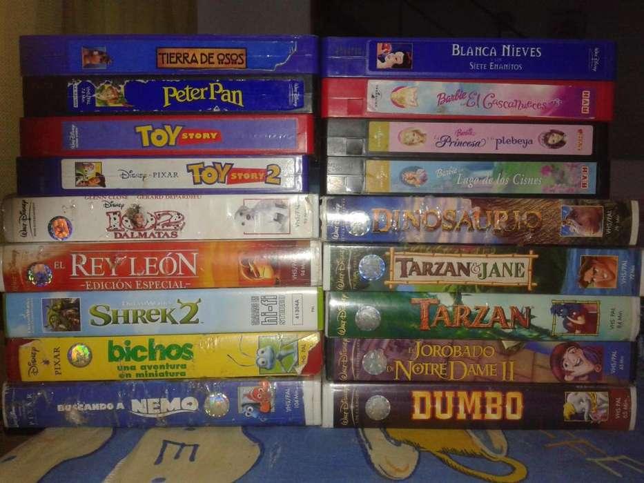 Peliculas Vhs Disney Titulos Originales