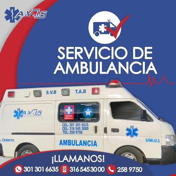 Servicio de Ambulancia Y Paramedicos