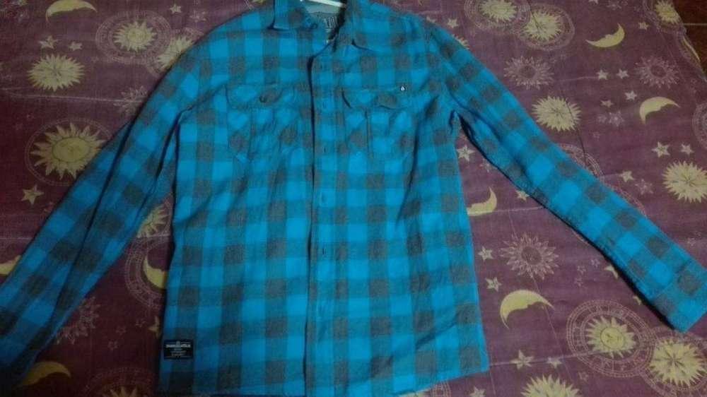 Camisa Dunkelvolk Talla M