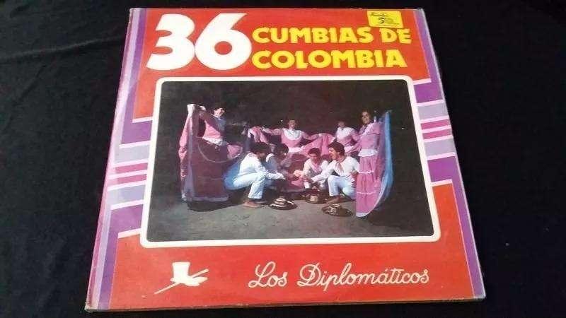 36 Cumbias De Colombia Con Los Diplomaticos whatsapp 3014398306