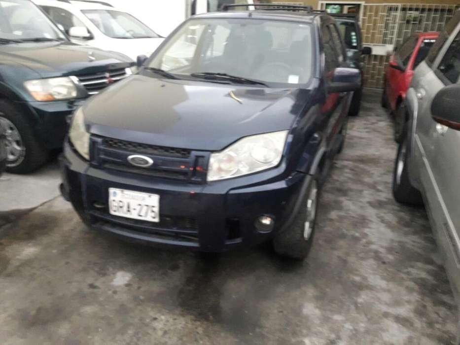 Ford Ecosport 2009 - 125000 km