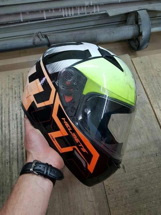 Casco Mt Helmets Talla Unica