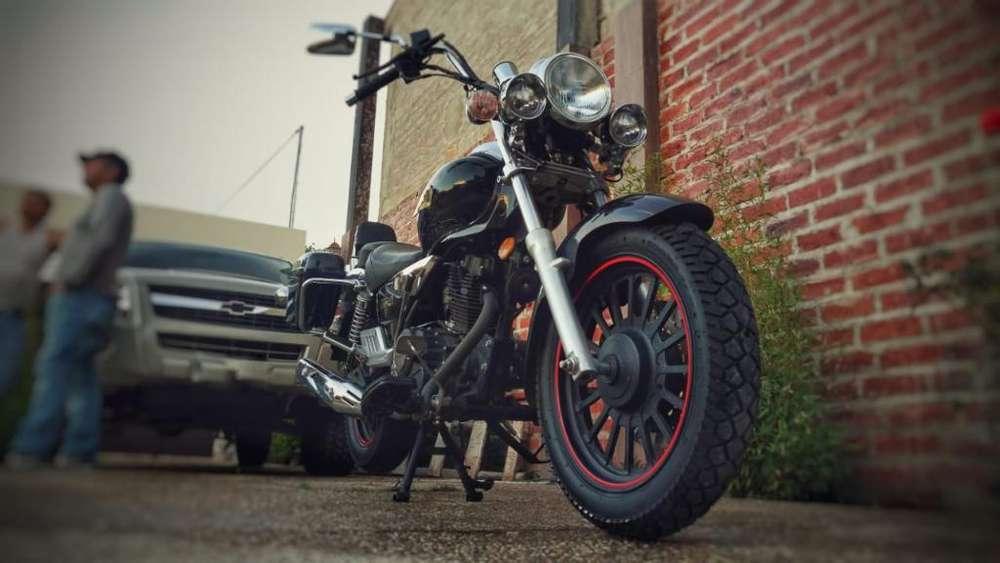 Moto Ranger Luxury Cc200