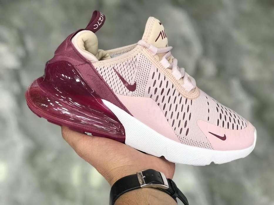 Tenis Nike Air70 Pink