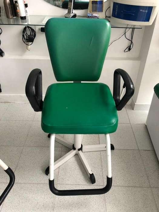 <strong>silla</strong> de peluqueria