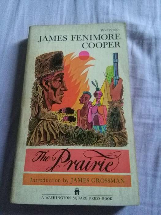 The Prairie . James Fenimore Cooper . libro en ingles