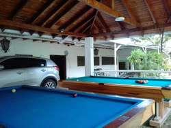 En venta Casa - Hotel Campestre, vecinos Eje Cafetero Zarzal Valle