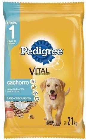 Perros <strong>cachorro</strong>s Pedigree 21 Kilos