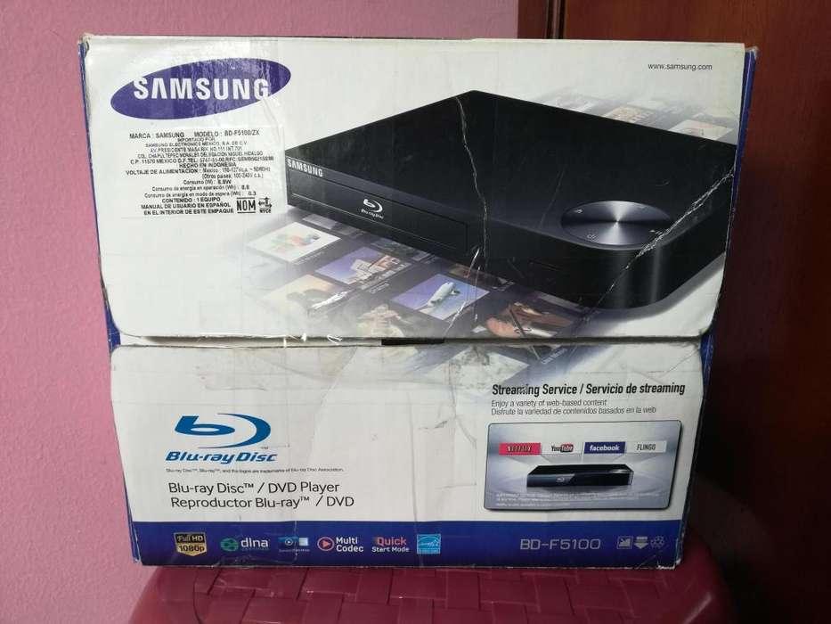Bluray Samsung Bdf5100 Smart