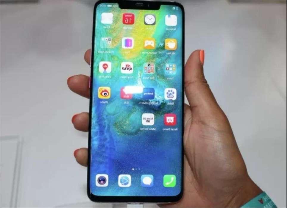 Huawei Mate 20 Usado Ganga