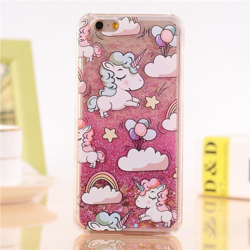 4d1afd5a63e Case / Carcasa para Celular iPhone 6/6S/7/7 Plus Case Glitter ...