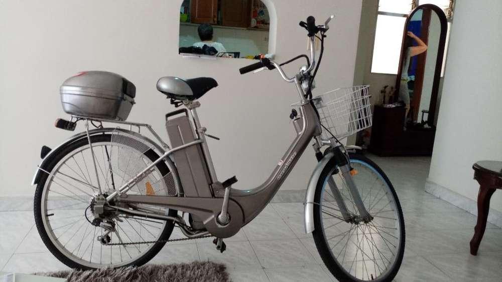 Vendo Bicicleta Eléctrica Diseño Antiguo