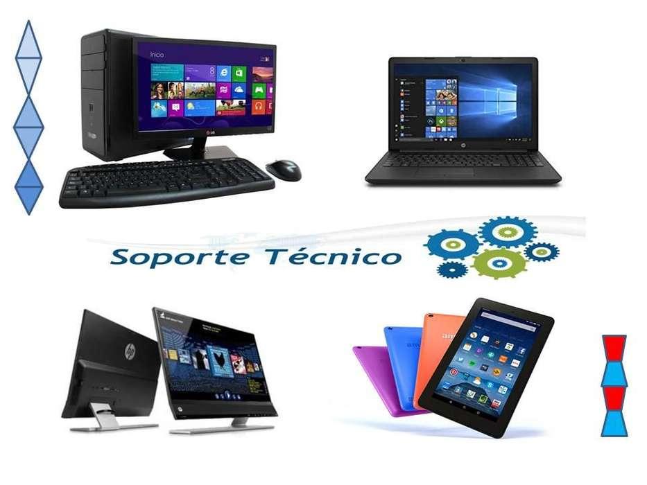 Servicio Tecnico de Computadores y Portatiles con Domicilio Gratis