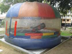 INFLABLE TIPO DOMO