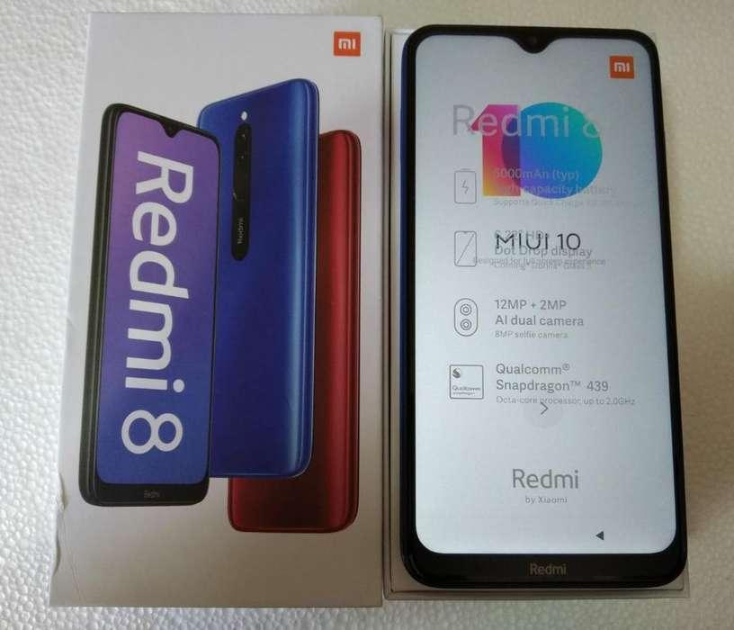 Vendo Redmi 8 64 Gb Nuevo