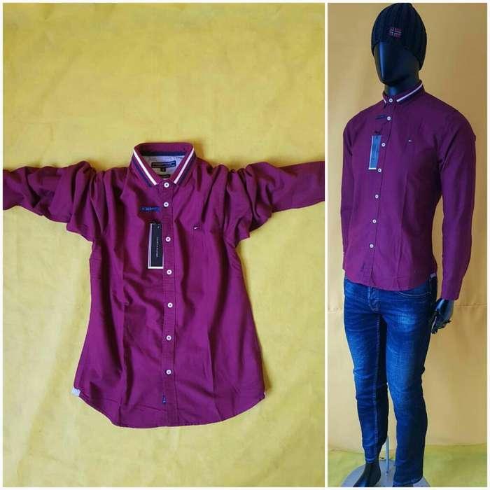 Camisa Tommy Hillfiger Original Lo Mejor
