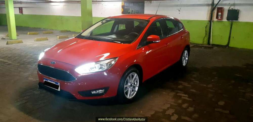 Ford Focus 2017 - 46000 km