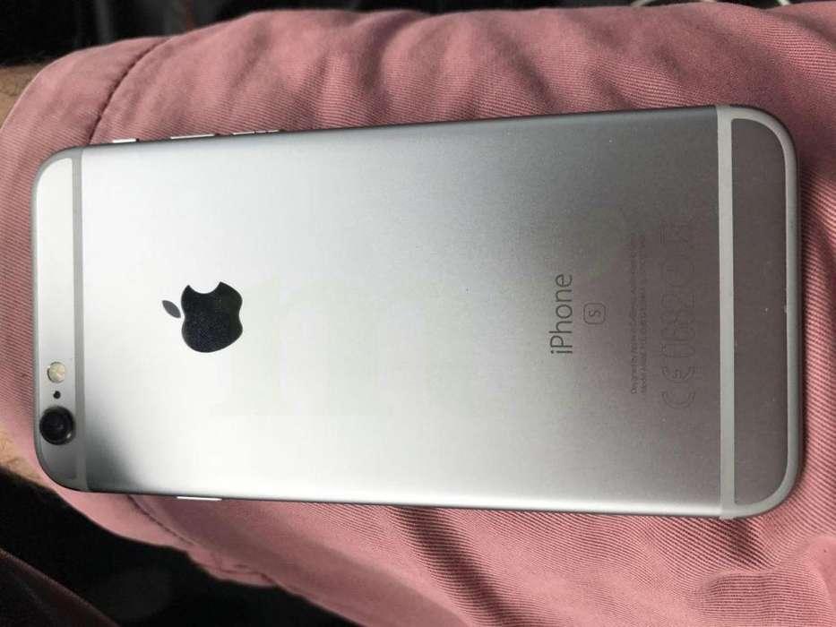 Iphone 6S Gris Plata.