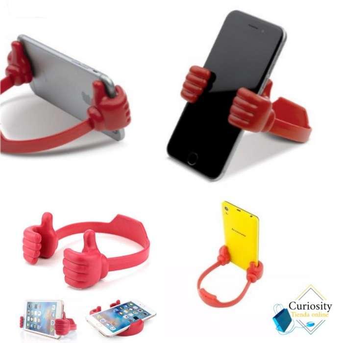 Manito Porta Celular Tablet