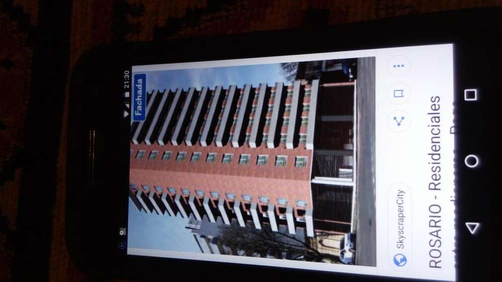 LiquidoVendo plan departamento 3 dormitorios Macrocentro Rosario 70mt