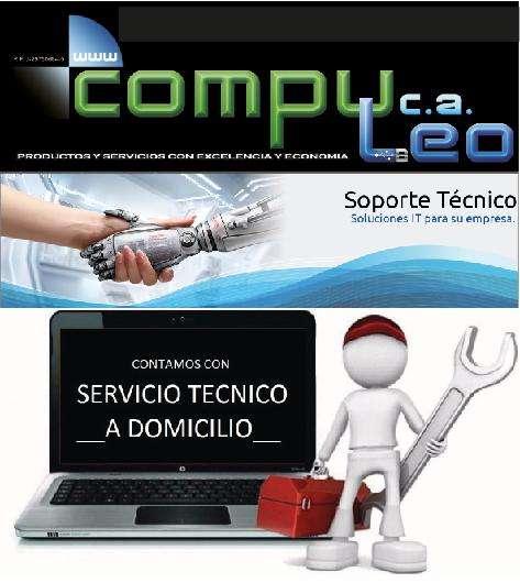 Compuleo Servicio Técnico En Sistemas Para Computadoras, Portátiles, Redes, Teléfonos en Caney