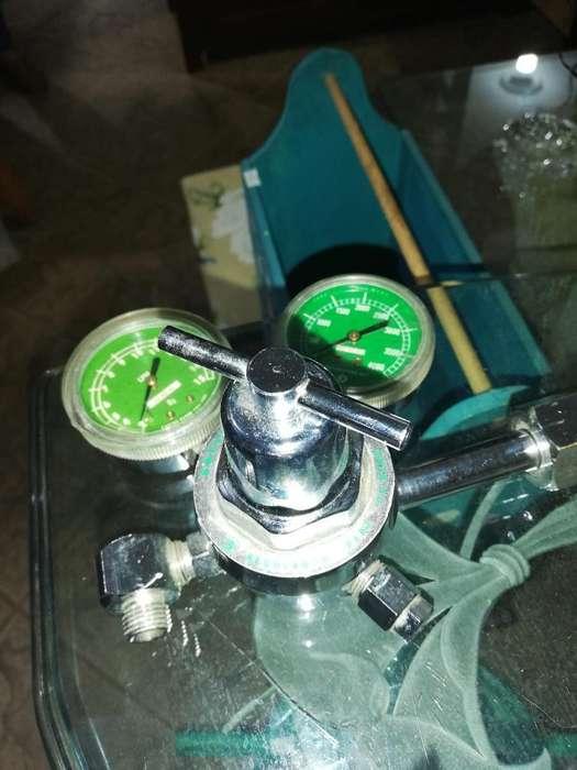 Regulador de Oxígeno