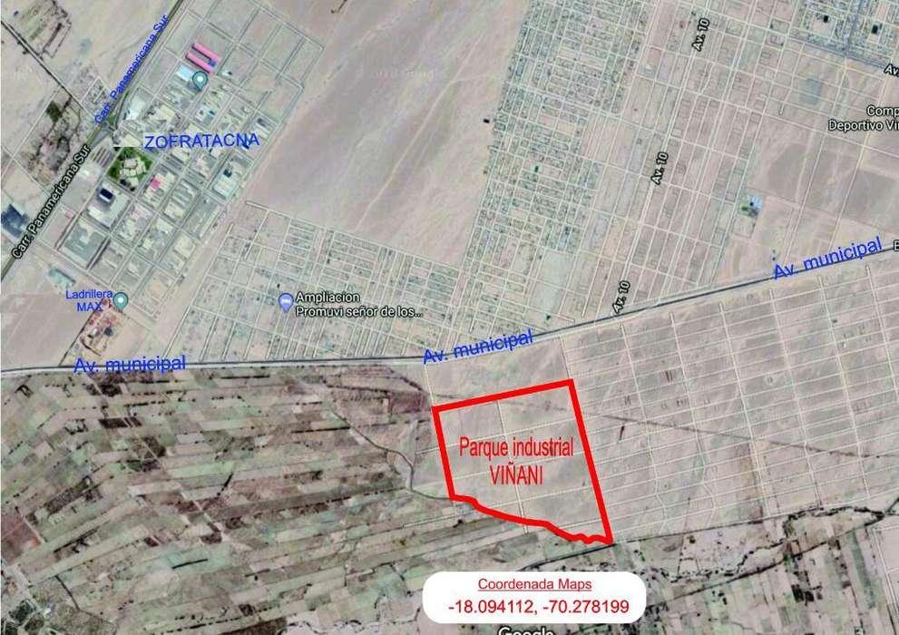 Lotes -terrenos en Zona Viñani - Tacna