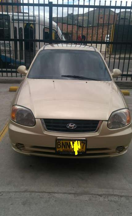 <strong>hyundai</strong> Accent 2003 - 221029 km