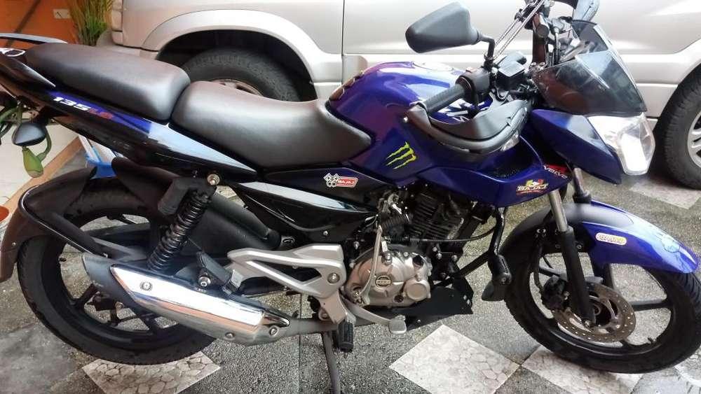 Moto pulsar 135 ls <strong>nueva</strong>