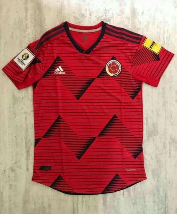 Camisetas Seleccion Colombia Originales