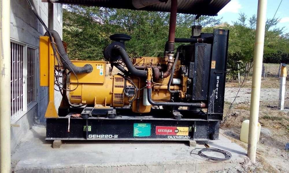 Planta Electrica 250 Kva, Trifasica! 220