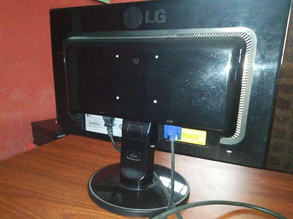 Monitor Pará Pc Lg