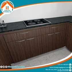 Cocinas Integrales, le diseñamos y fabricamos según su espacio y necesidad