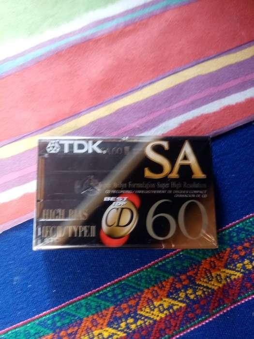 Cassettes Virgenes Premium