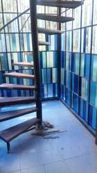 Mesa Auxiliar Esculturas Hierro Forja