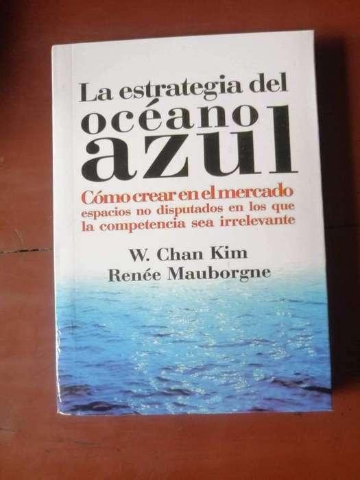Libro La Estrategia Del Océano Azul