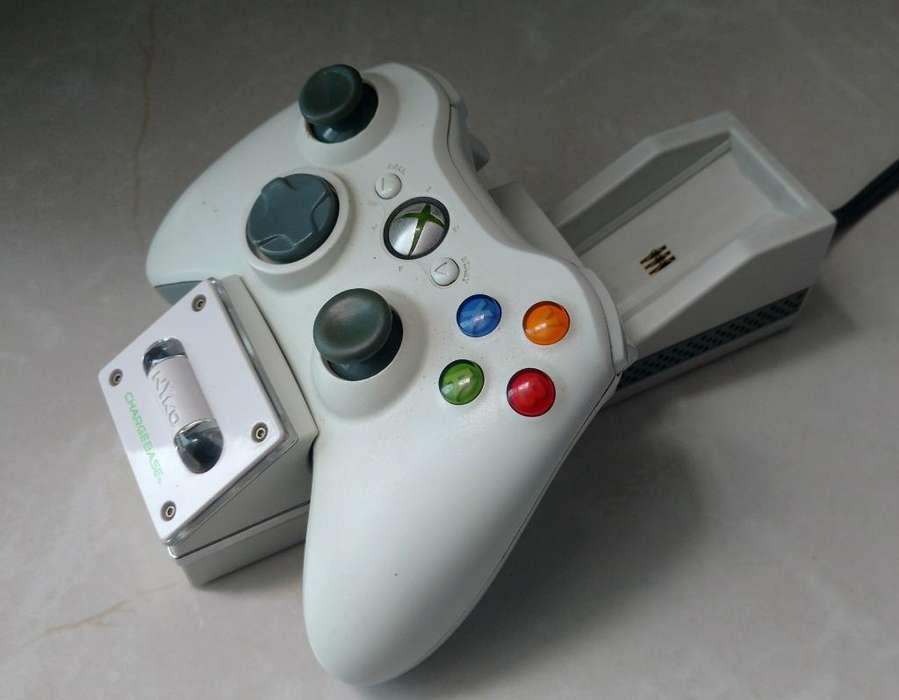 Cargador Base 2 Controles Xbox 360