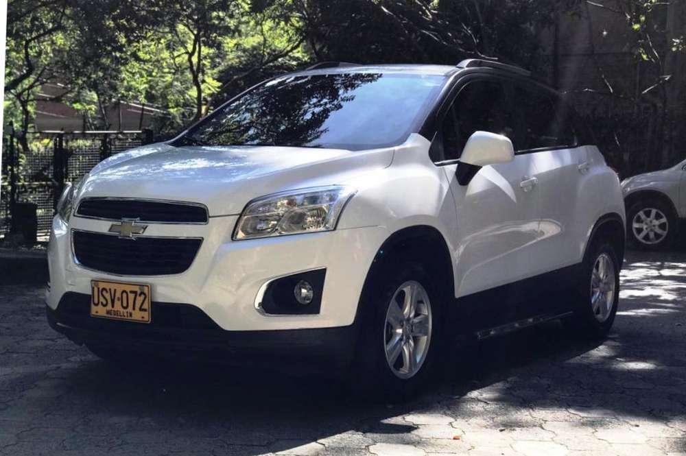 Chevrolet Tracker 2016 - 40000 km