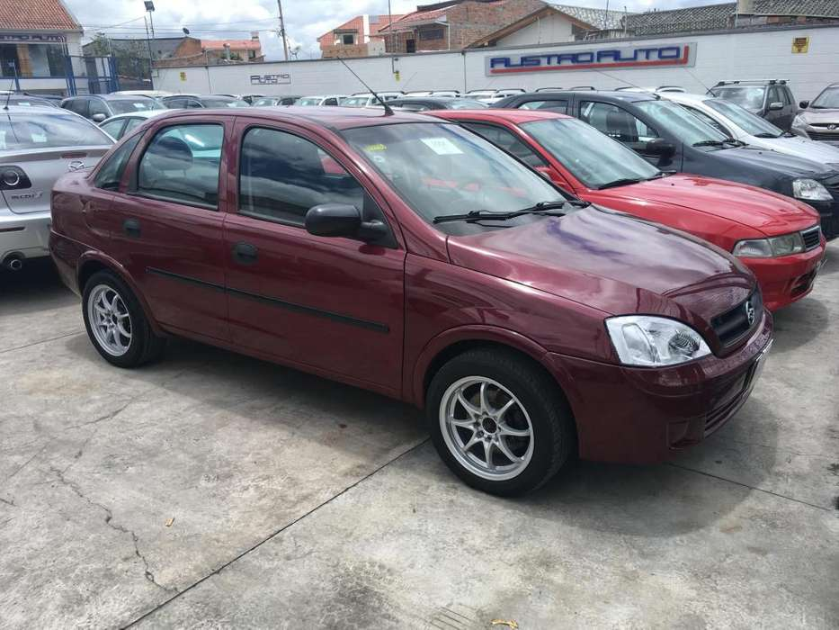 Chevrolet Corsa 2004 - 200000 km