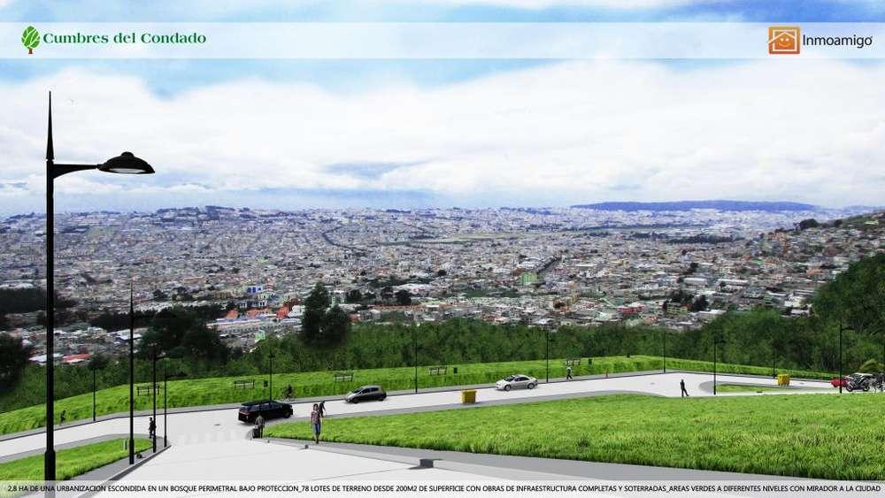Cumbres del Condado - Terrenos urbanizados