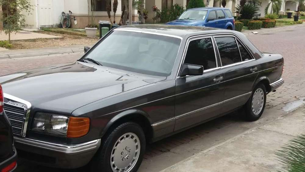 <strong>mercedes-benz</strong> Clase S 1983 - 100000 km