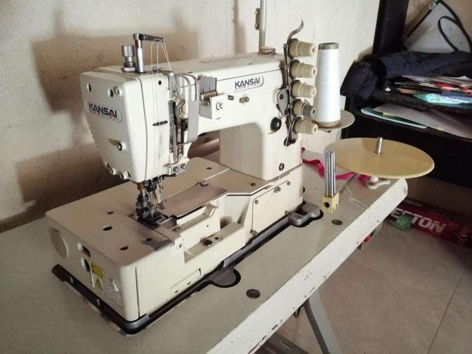 Maquina industrial Collarin Kansai special
