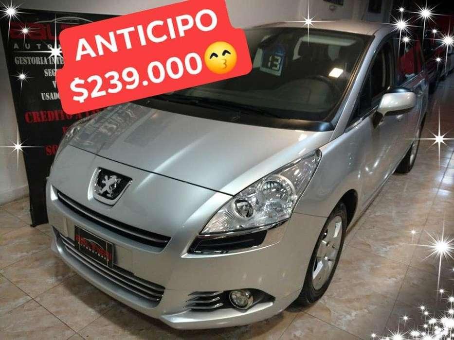 Peugeot 5008 2013 - 110000 km